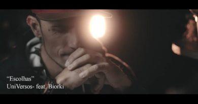 """Novo vídeo clipe: """"UniVersos Feat Biorki – Escolhas"""""""