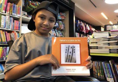 Crianças e jovens cadeirantes escrevem livros sobre rotina de deficientes