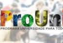 Inscrições para bolsas remanescentes do Prouni começam nesta terça-feira