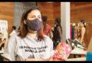 Sara Mathias sai do trabalho escravo e aprende a costurar com Reinaldo Lourenço