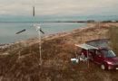 Startup dinamarquesa cria turbina eólica portátil para geração de energia