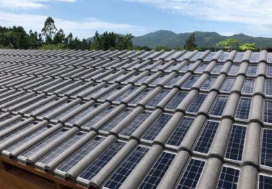 1ª telha solar do Brasil inicia comercialização